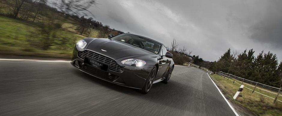 Aston Martin Vantage SP10 - 436 cai putere si transmisie manuala