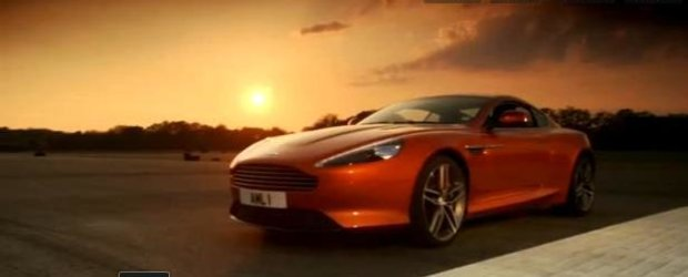 Aston Martin Virage: James May de la Top Gear critica negativ masina britanica