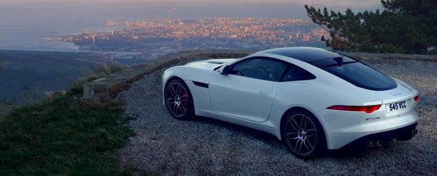 Atacul felinei: Noul Jaguar F-Type R Coupe cucereste Los Angeles-ul!