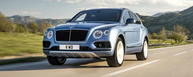 Atat i-a fost. Bentley retrage definitiv SUV-ul Betayga cu motor DIESEL de pe piata europeana