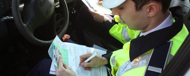 Atentie cum conduci. Amenzile rutiere s-au marit cu peste 50% de la 1 ianuarie