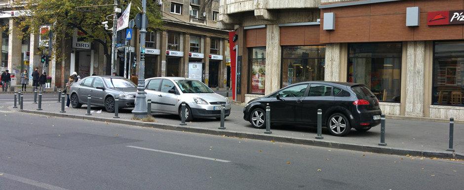 Atentie, de LUNI se ridica din nou masinile in Bucuresti!