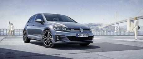 Atentie, hot-hatch diesel! Volkswagen anunta cifrele si numerele noului Golf GTD