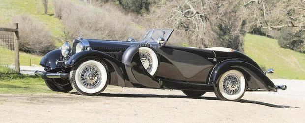 Atentie milionari! Poate cel mai luxos Mercedes din lume iese la vanzare peste 3 zile!