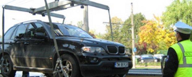 ATENTIE! Ridicatul pe platforma - cea mai noua metoda de furt auto!