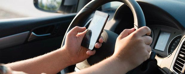 Atentie, se apropie Ziua Z. Din 12 octombrie nu ai voie nici macar sa tii telefonul in mana la volan