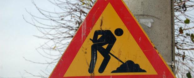Atentie, soferi! Se fac reparatii pe A1, pe sensul Pitesti - Bucuresti!