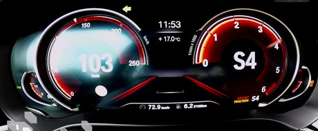 Atinge suta mult mai repede decat declara producatorul. Test de acceleratie cu BMW 530d