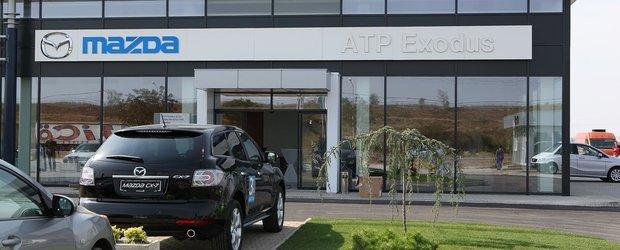 ATP Exodus a inaugurat un showroom Mazda in Oradea