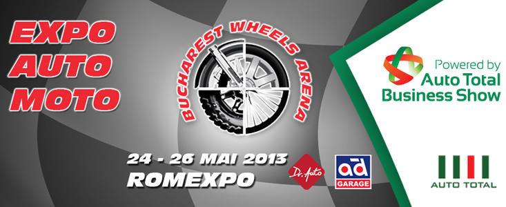 Atractii la Bucharest Wheels Arena 2013