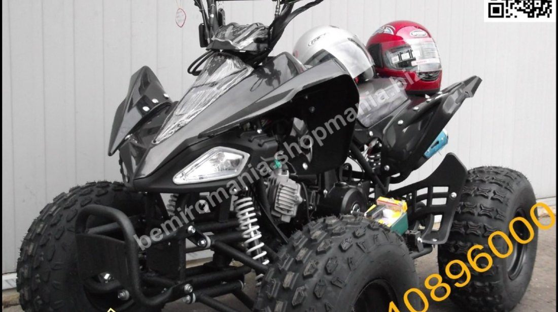 ATV 0Km BEMI Germany model VIPER 125 automatic