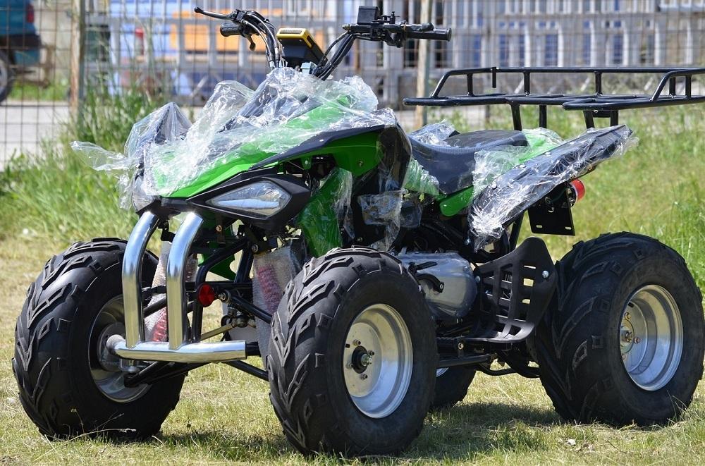 ATV 125 Mega Raptor Import Germania