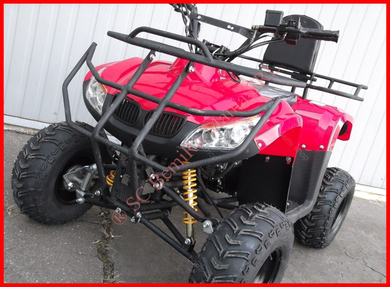ATV 125cc 2wd hummer2bmw 7 automatic revers NOU