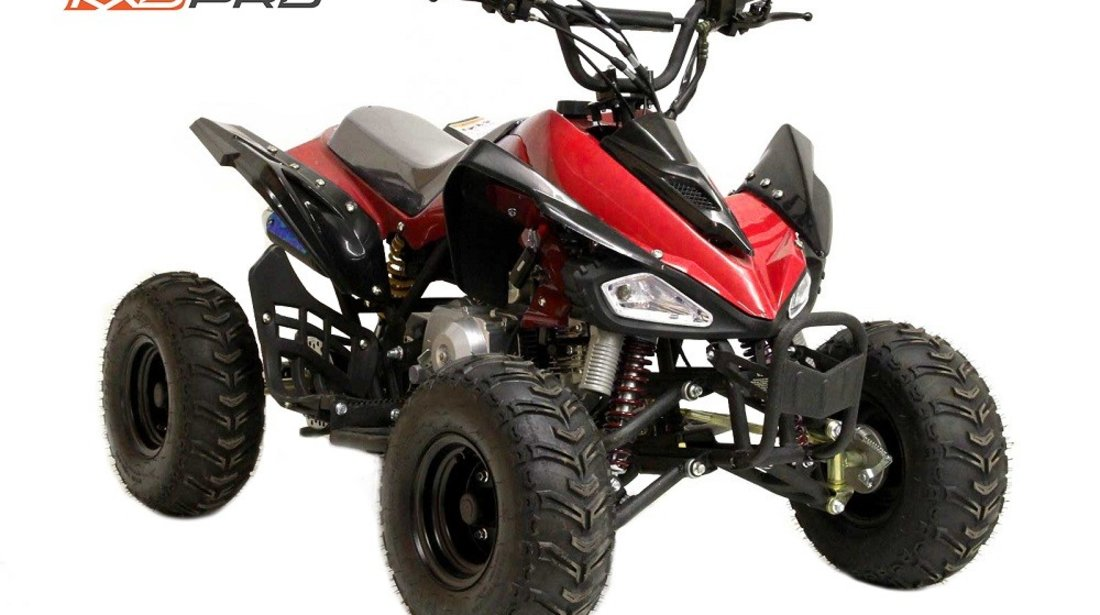ATV 125cc 2WD SuperCover 7 automatic + revers