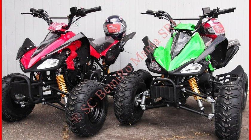 ATV 125cc 2WD SuperCover 7 automatic + revers