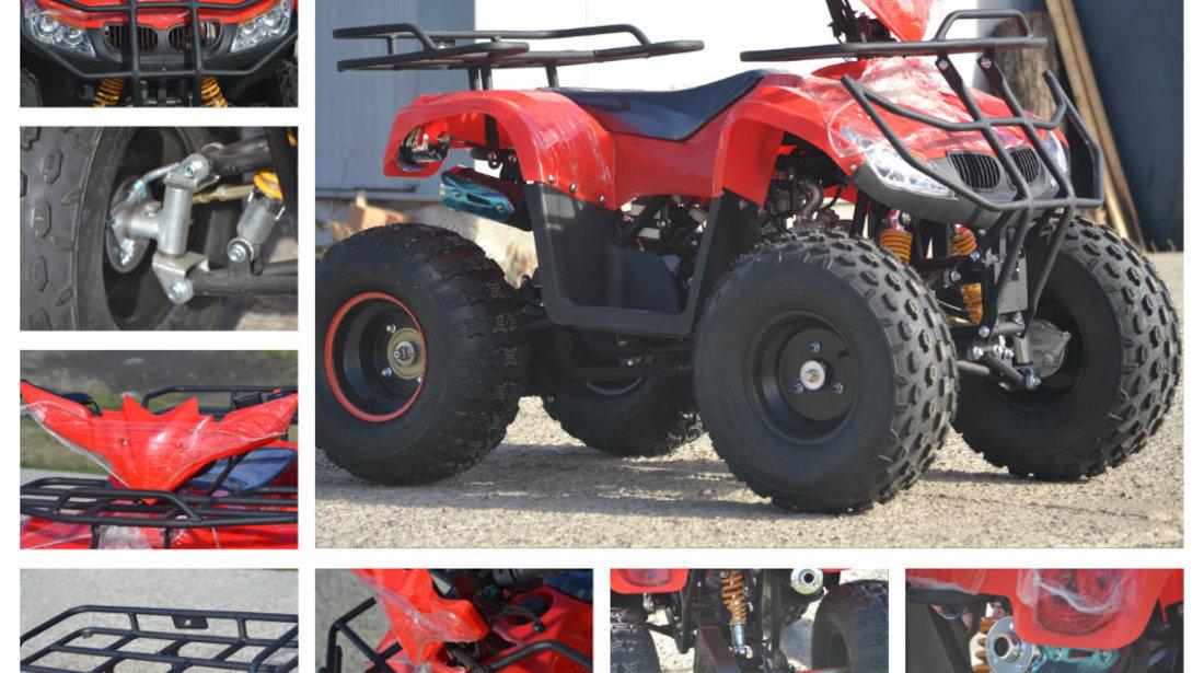 ATV 125cc Bmw Utility KXD-007 anvelope 8 Livrare rapida