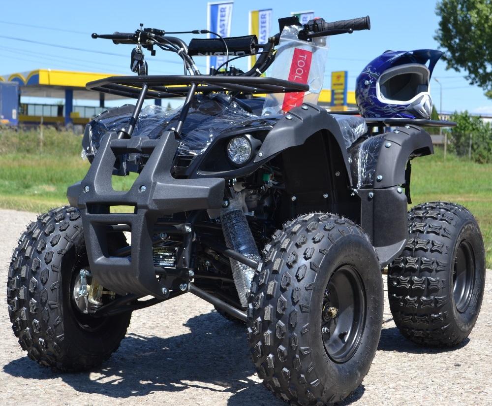 ATV 125cc Grizzly Utility 006-8 Import Gemania