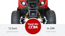 ATV 125cc Grizzly Utility KXD-006 anvelope 8 Livra...
