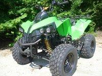ATV 125cc Hugo 2w4, livrare rapida Import Germania+Garantie