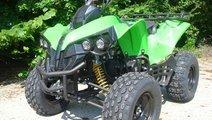 ATV 125cc Hugo 2w4, livrare rapida Import Germania+Garantie