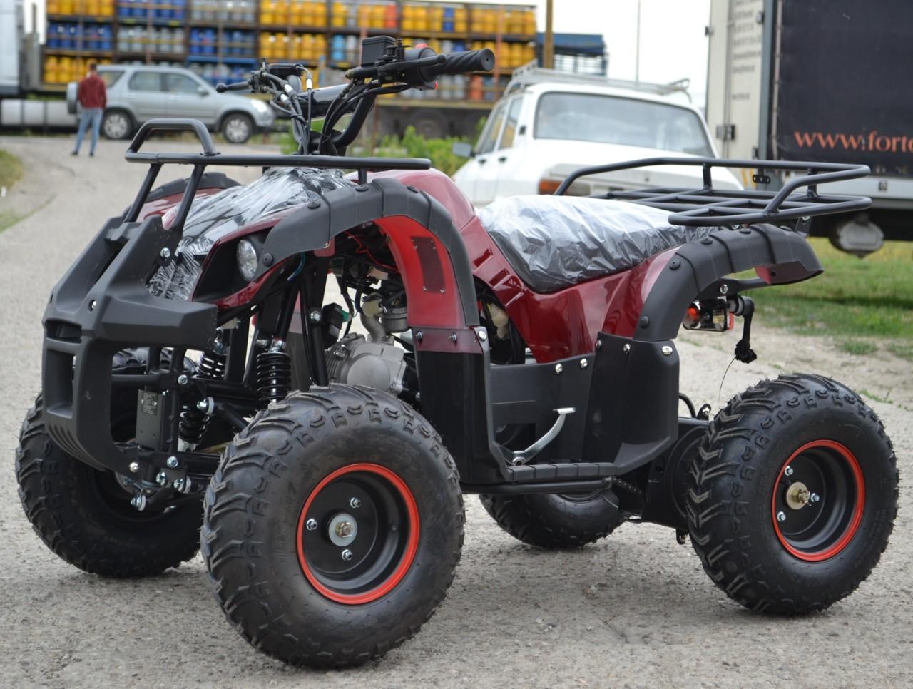 ATV 125cc KXD Hummer 006C Roti de 7 Import Germania, Garantie 1 AN