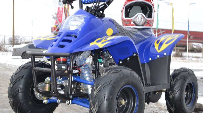 ATV 125cc NITRO Bigfoot  NOU cu Casca Bonus, Import Germania