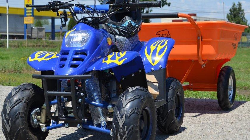 ATV 125cc NITRO Bigfoot  NOU cu Casca Bonus, Import Germania