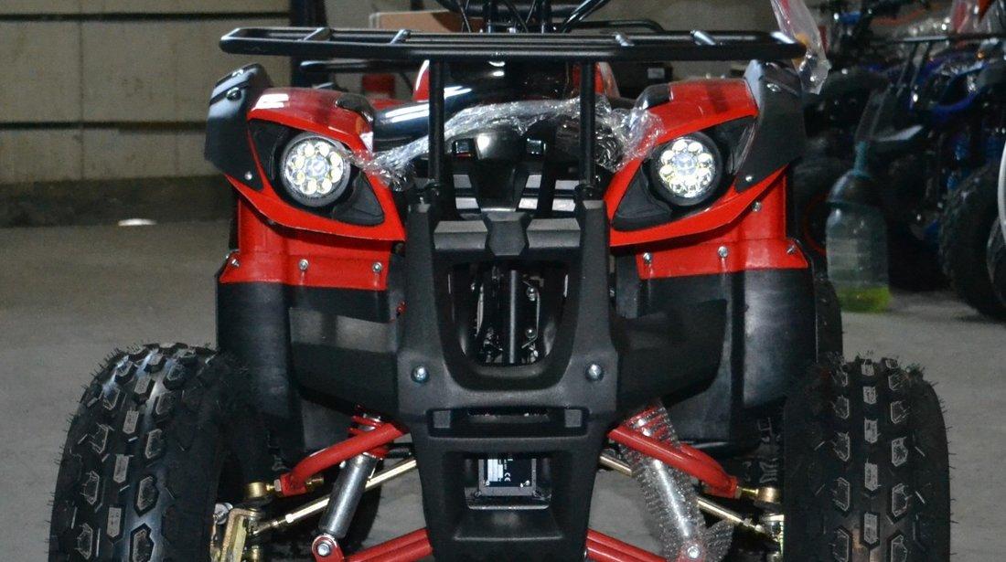 ATV 125cc NITRO TORONTO Semiautomatik , 15cp, Casca bonus