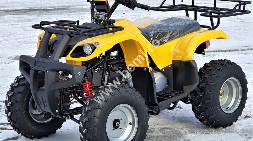 ATV 150CVT BEMI RO MANIA 0 Km plus carlig remorca PRET REAL !