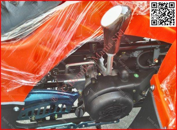 ATV 150CVT BEMI RO MANIA 0 Km plus carlig remorca