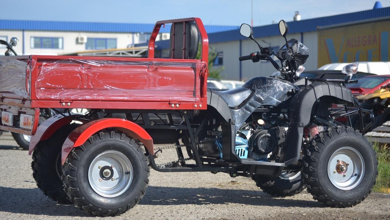 ATV 200cc  Bumper Sport-Man