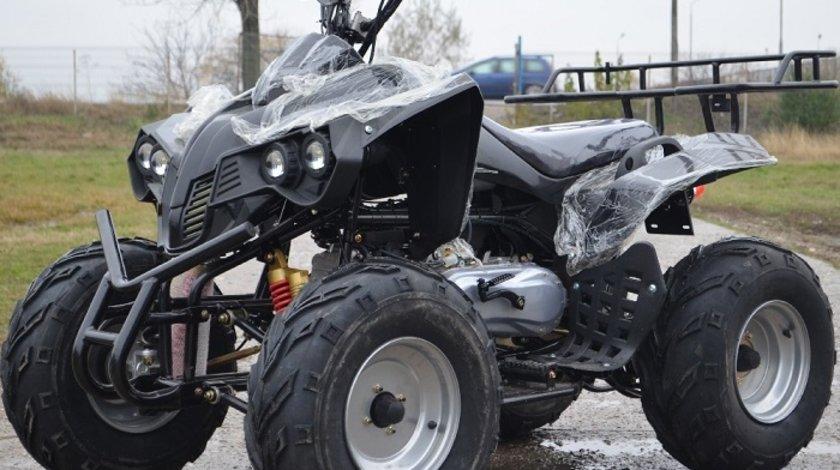 "ATV 250cc Warrior  10 ""Offroad"