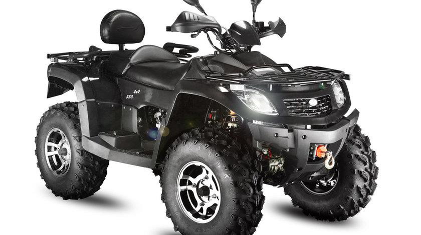 ATV 550cc Predator - SXL / 4X4 / WINCH / 4x suspensie