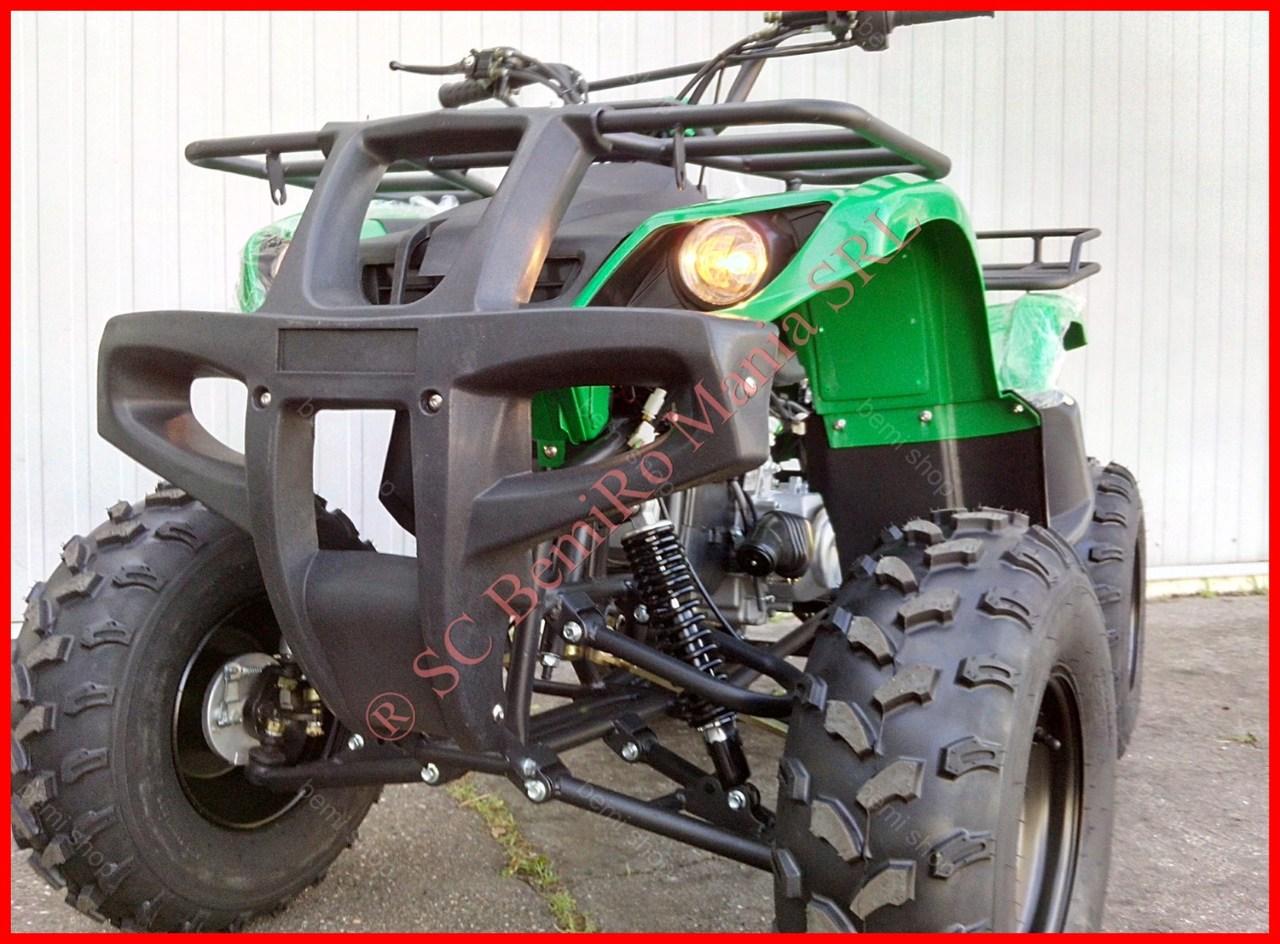 ATV adulti 2 locuri full automatic KXD MOTO 200CVT