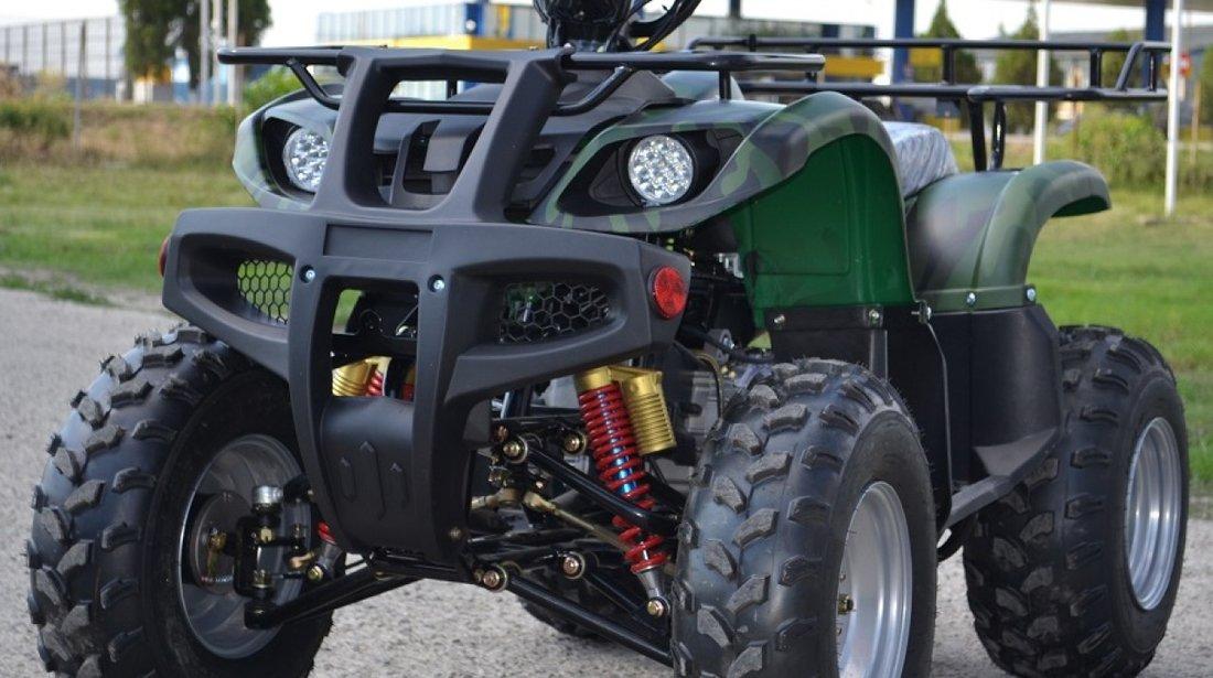 ATV AKP Hummer 250cc, Roti de 10 Nou cu garantie