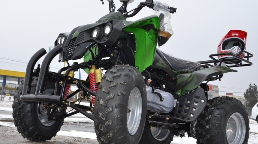 ATV AKP Warrior 150cc Sport Edition  RS10