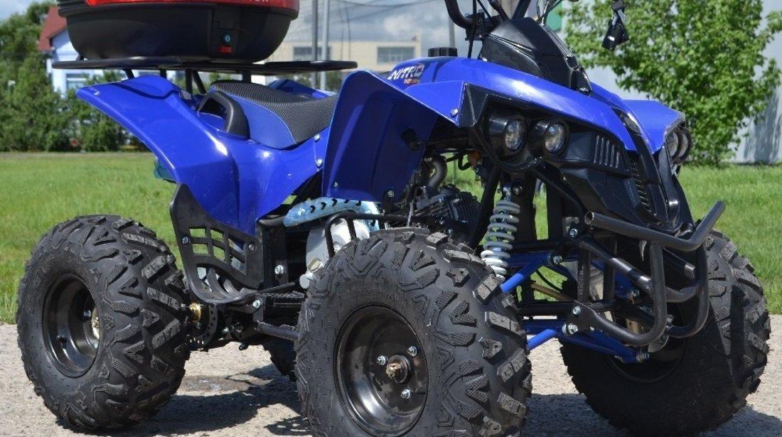ATV Apachi Warrior 125cc , Casca Bonus