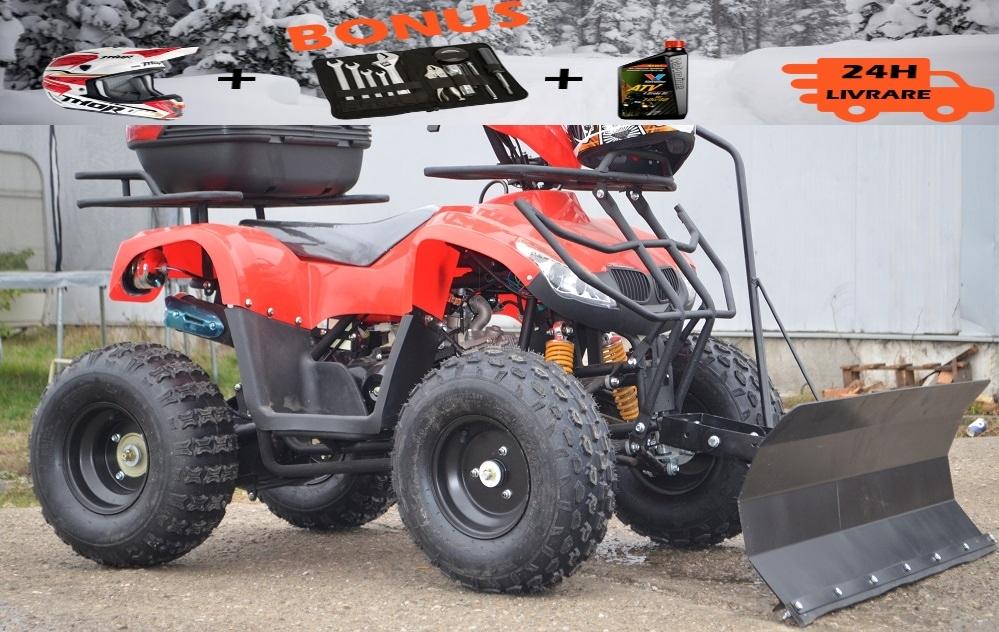 ATV ARCTIC Royal Bmw 125cc, nou cu garantie