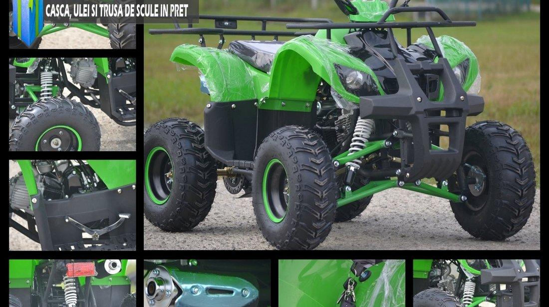 ATV ARTIC Moto Guzzi 125cc, ideal pentru adulti si copii