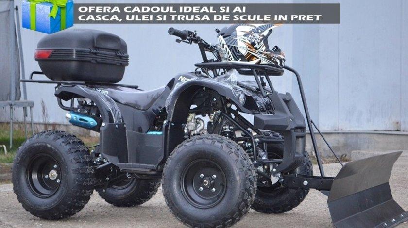 ATV ARTIC Simson 125cc, nou cu garantie, adus din germania