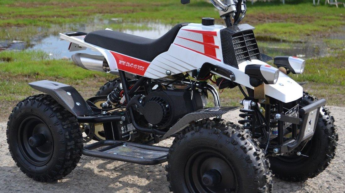 ATV Banshee 502T Roti 6 Pornire Buton