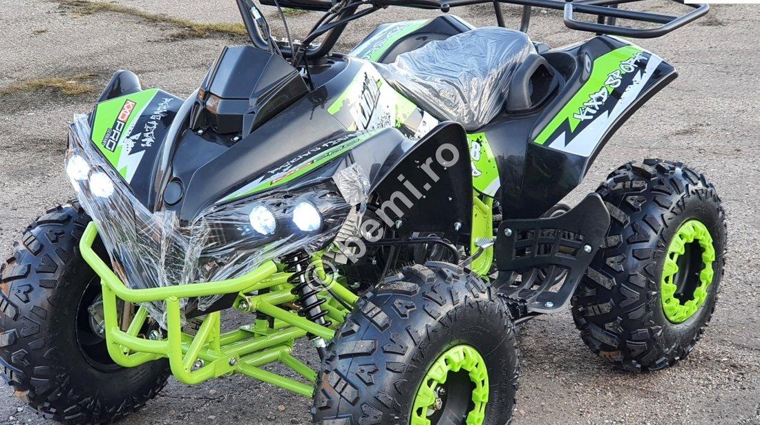 ATV BEMI 125 Renegade R8 Lemon semi-aurtomat PRET REAL !