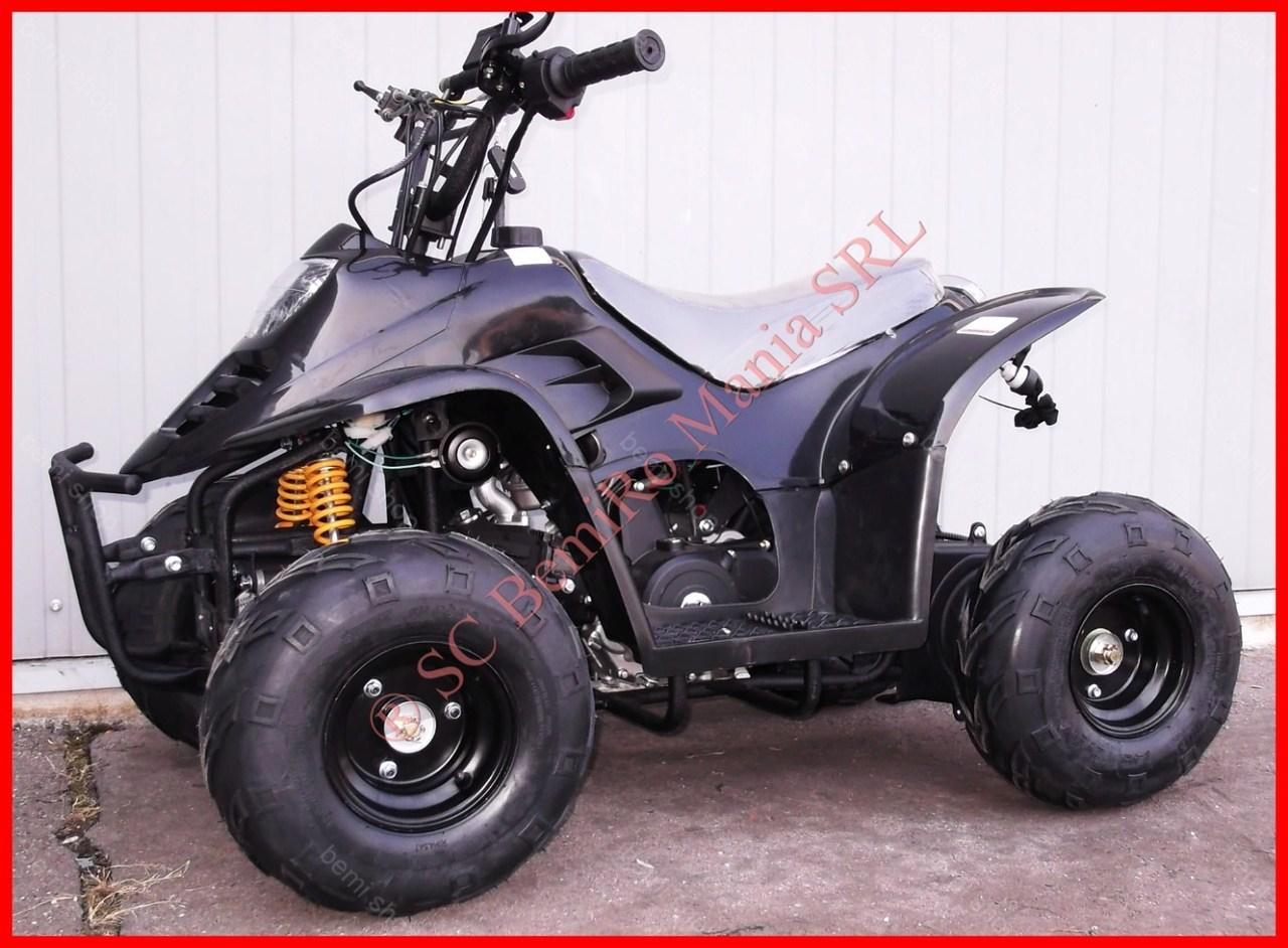 ATV BEMI Big Foot 125cc automatic livrare toata tara