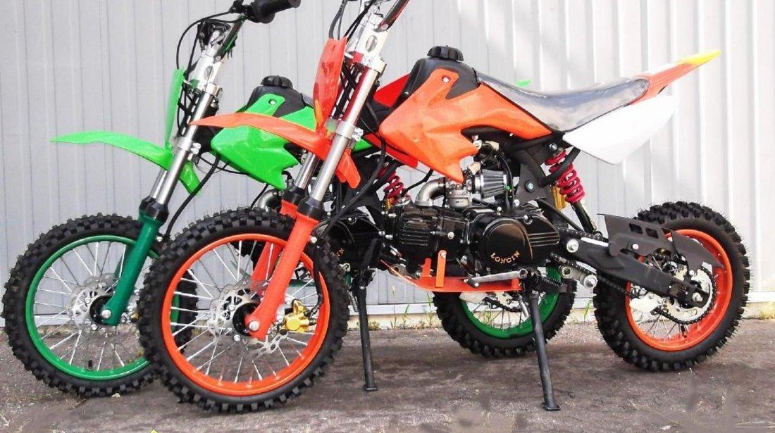 ATV BEMI CROS DB612 starter 125SOHV 0Km aus Germany de la 499 eur