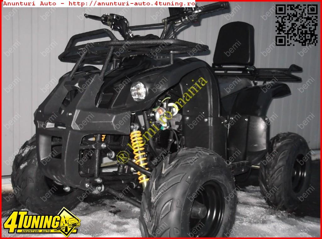 ATV BEMI Germany 0Km 125 Worker automatic Ganz Neu !