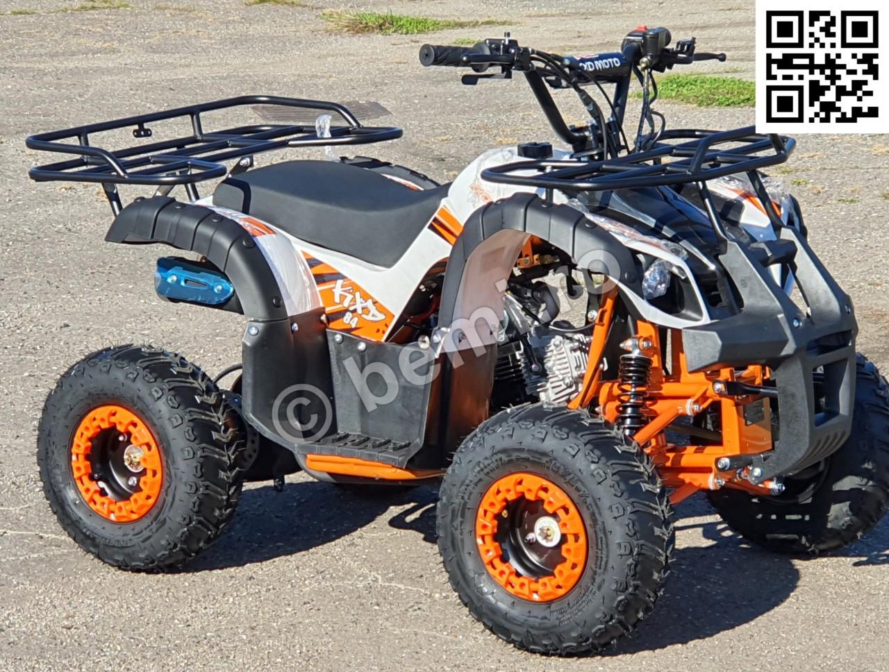 ATV BEMI Germany 0Km Grizzly 125cc automatic
