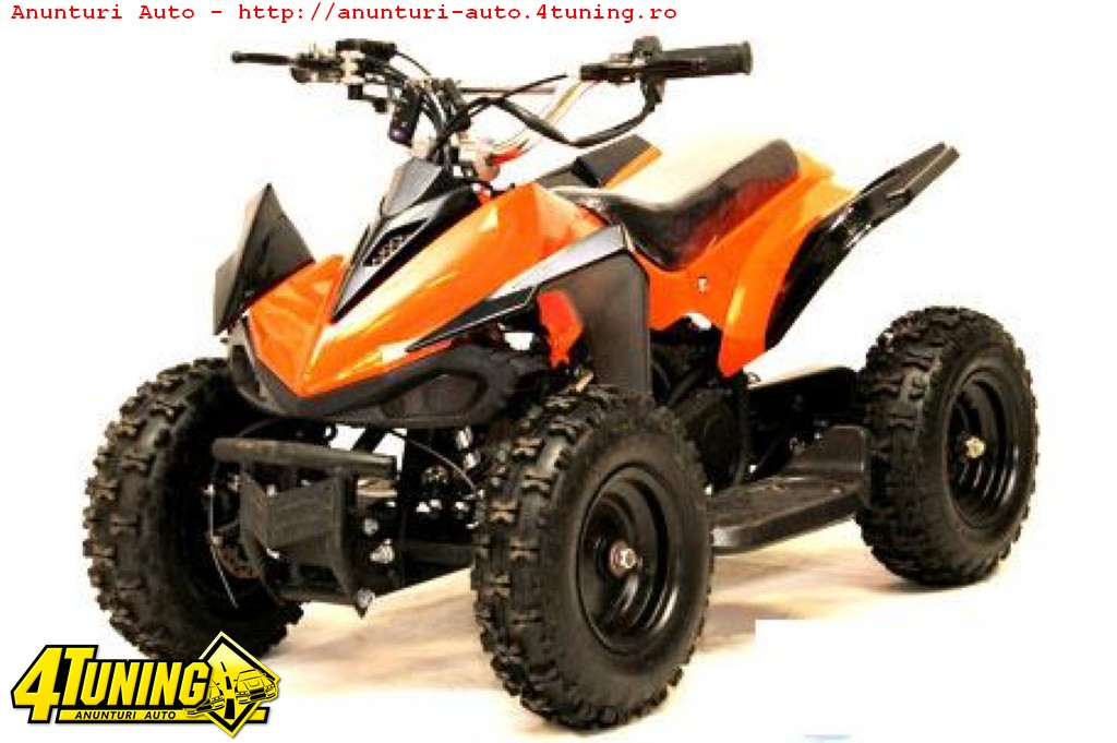 ATV BEMI poket 0Km 50cc cu Livrare GRATIS de la 270 euro+tva