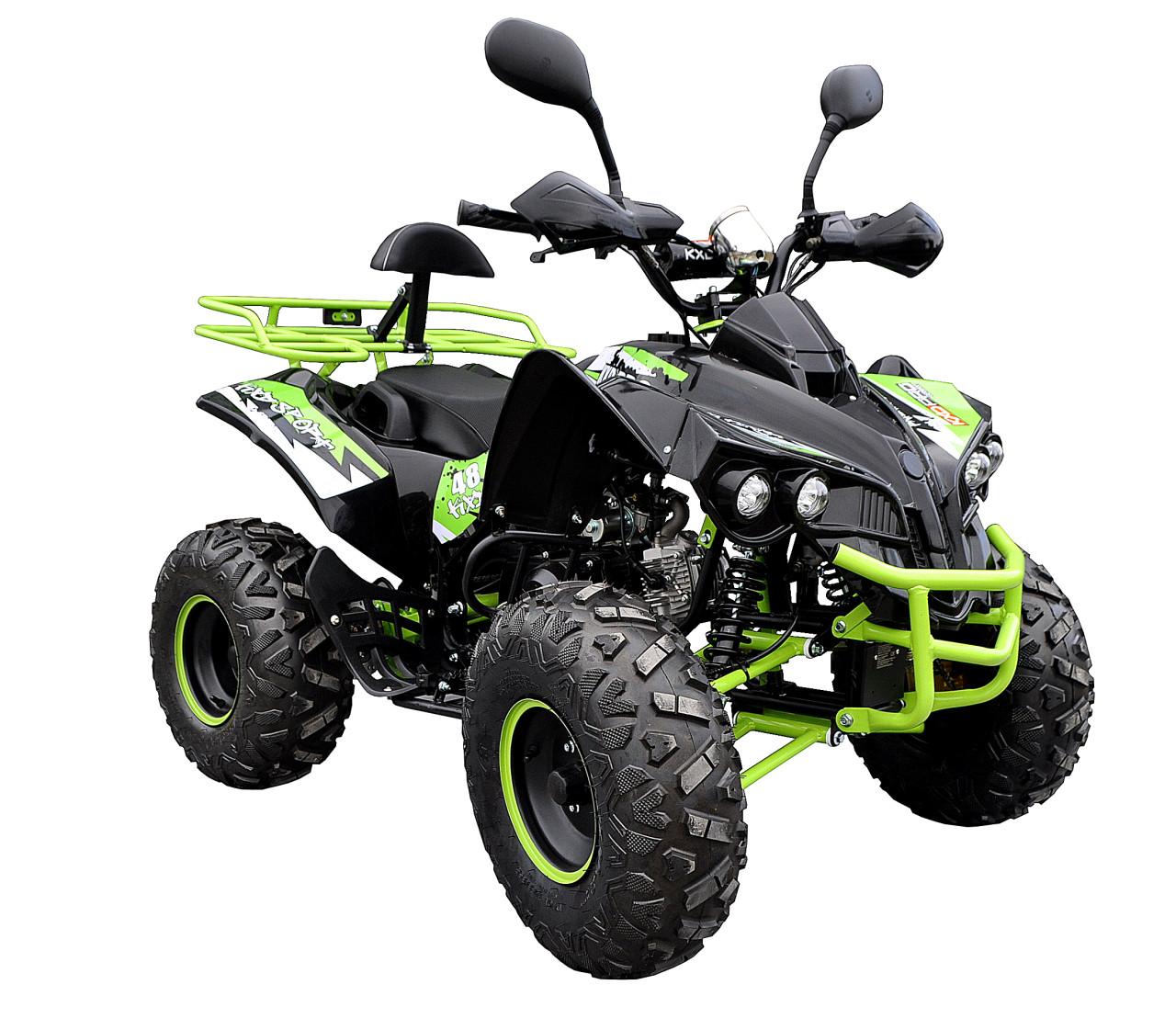 ATV BEMI RO 125 Renegade R8 NOI 0Km semi-aurtomatic PRET REAL !