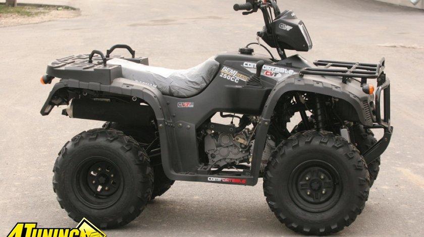 ATV BEMI RO 250 T Worker 0Km kupla remorca