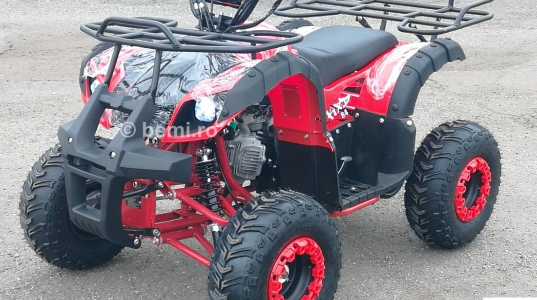 ATV BEMIRO 125cc 0Km Germany Hummer Utility NEW